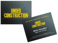Custom Business Cards Design and Printing Palm Desert