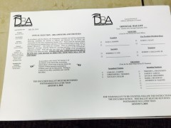 Ballot Copies Palm Desert Printer