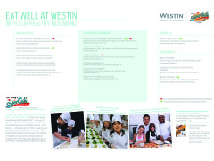 Placemat Graphic Design and Printing Palm Desert