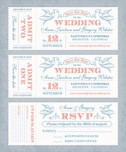 Save The Date Wedding Invitations Palm Desert printer